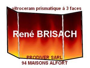Prismatique René BRISACH