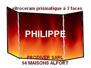 Prismatique PHILIPPE